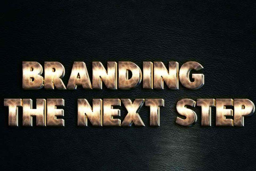 Branding – The Next Step