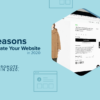 7 reasons to update your website