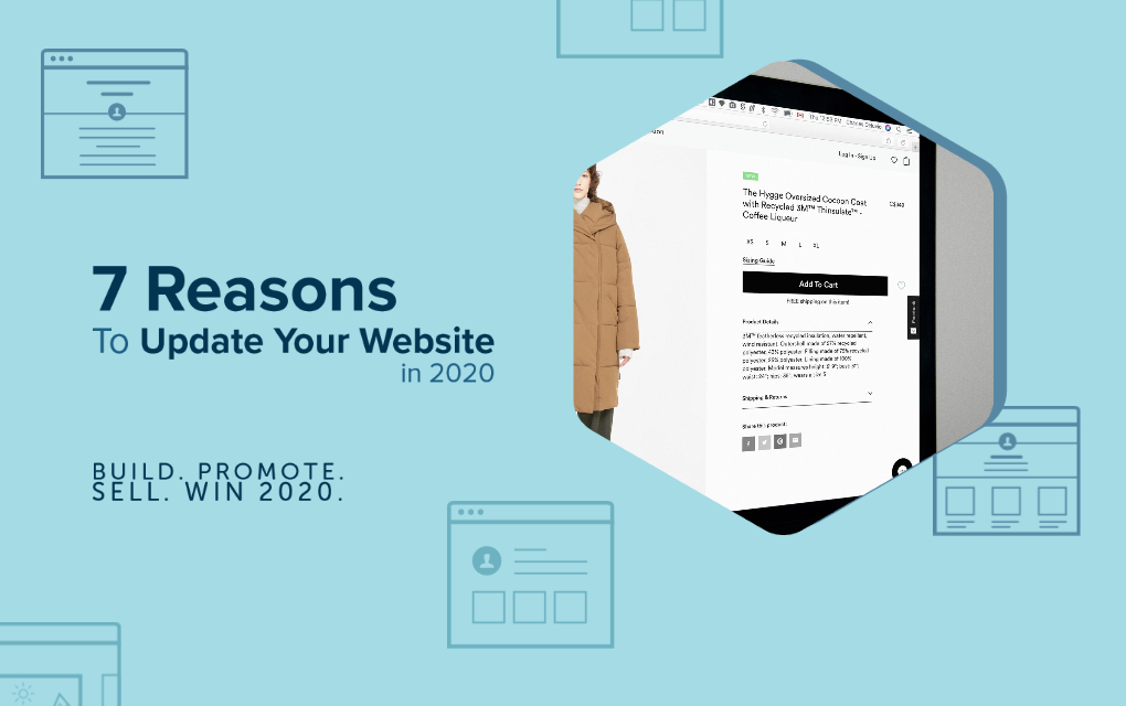 7 Reasons Your Website Needs an Update in 2020